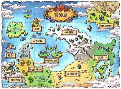 冒险岛2芭芭粉末位置在哪 奇妙味道任务怎么完成