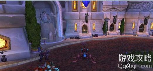 魔兽世界7.0达拉然暗影大厅在哪