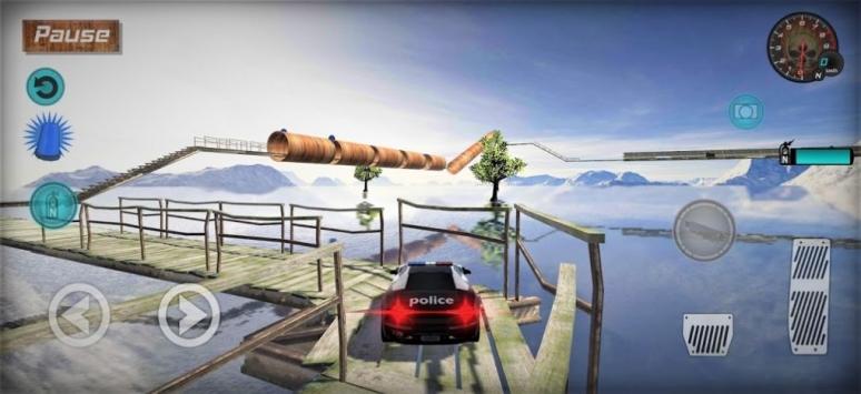 极限汽车平衡器