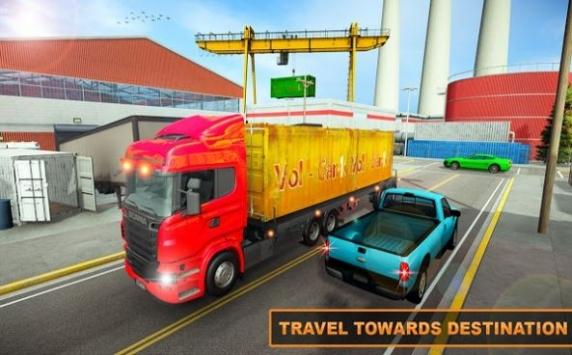 欧元卡车货运驾驶模拟器