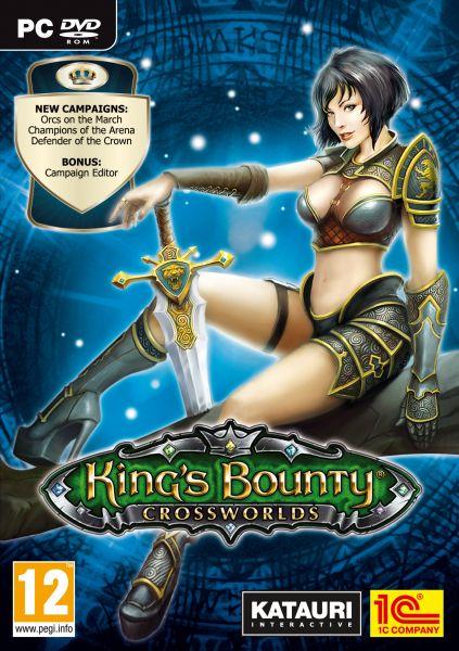 国王的恩赐:交错世界(Kings Bounty: Crossworlds)下载_国王的恩赐:交错世界 免安装中文绿色版
