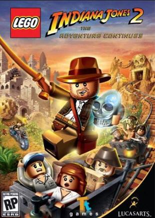 乐高印第安纳琼斯2冒险再续(LEGO Indiana Jones 2 The Adventure Continues)下载_乐高印第安纳琼斯2 免安装绿色版