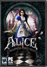 爱丽丝:疯狂回归(Alice: Madness Returns)下载_爱丽丝:疯狂回归 简体中文完整硬盘版