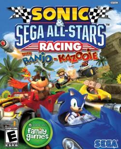索尼克世嘉全明星赛车(Sonic and Sega Allstars Racing)下载_索尼克世嘉全明星赛车 免安装绿色版