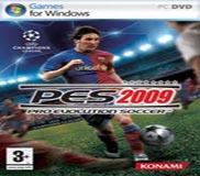 实况足球2009(Pro Evolution Soccer 2009)下载_实况足球2009 (PES2009)简体中文硬盘版