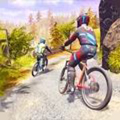山地自行车下坡赛安卓版下载