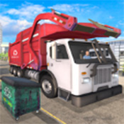 城市垃圾车模拟驾驶安卓版下载
